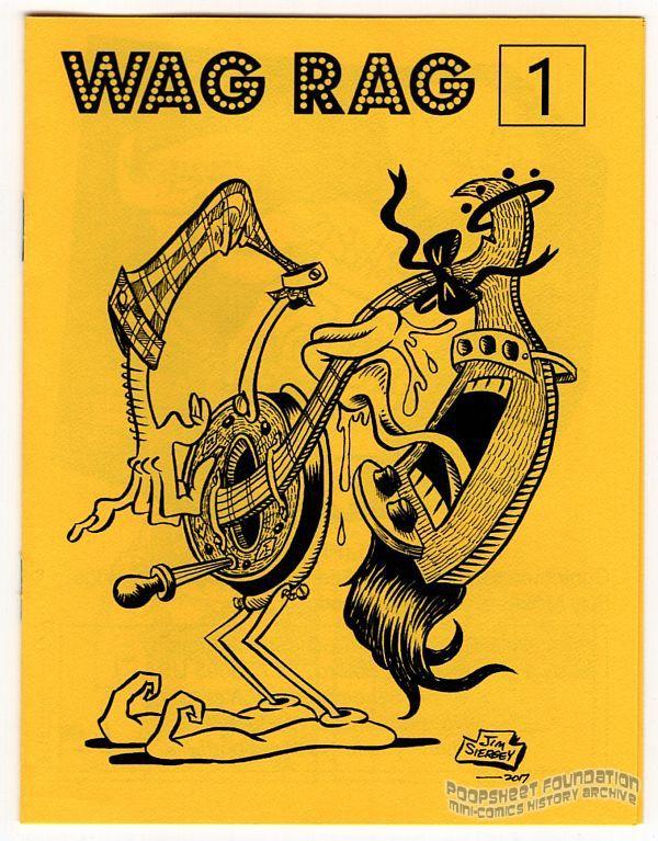 Wag Rag #1