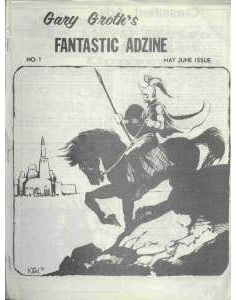Fantastic Adzine #1