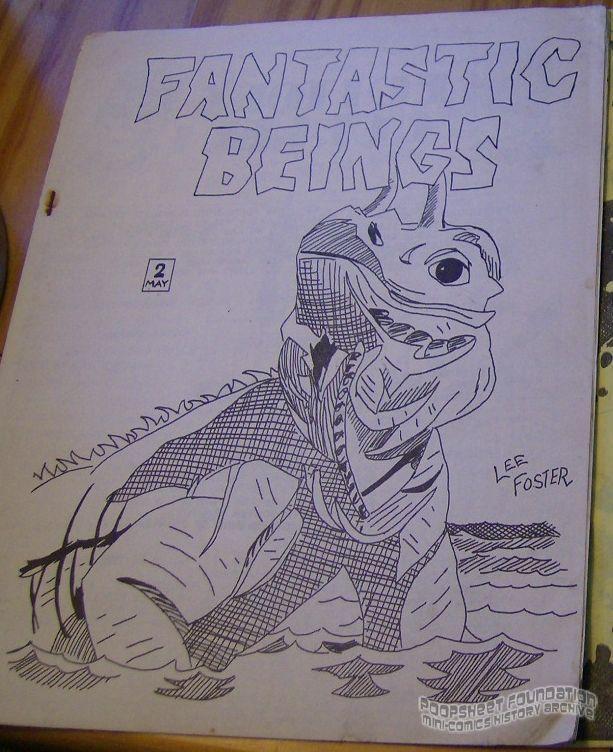 Fantastic Beings #2