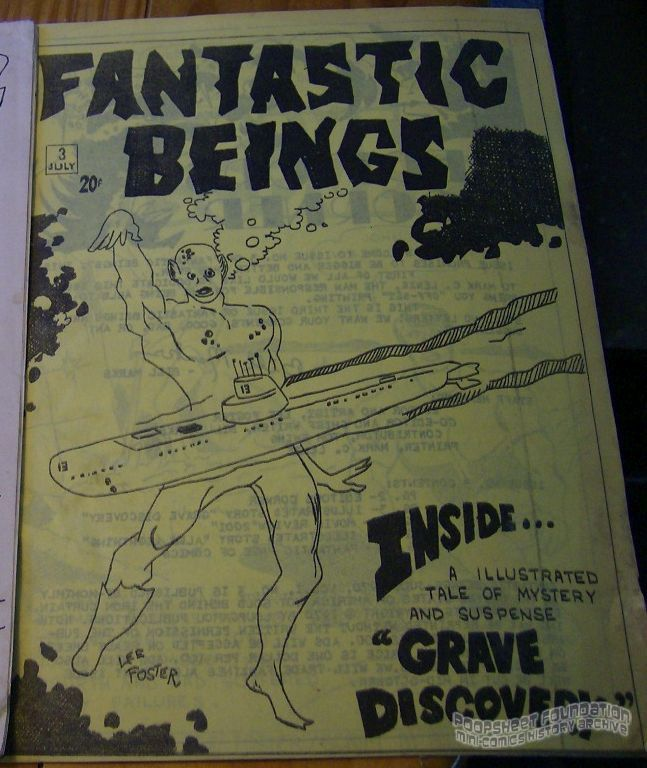 Fantastic Beings #3