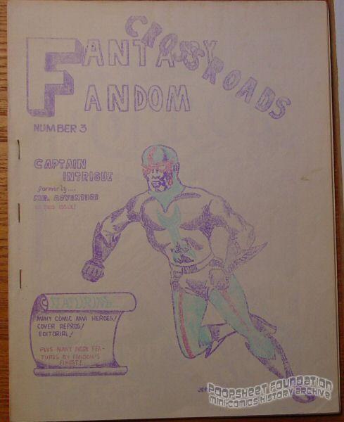 Fantasy Fandom Crossroads #3