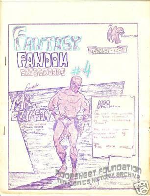 Fantasy Fandom Crossroads #4