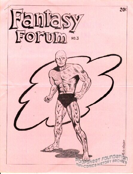 Fantasy Forum #3