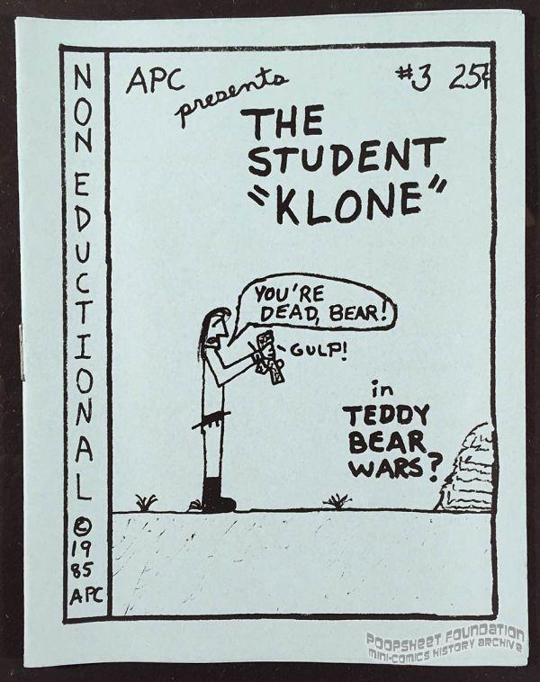 Student Klone, The #3