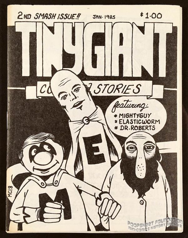 Tinygiant Comics and Stories #2