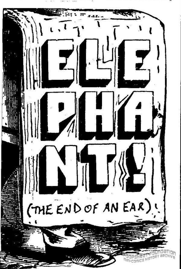 Elephant: The End of an Ear