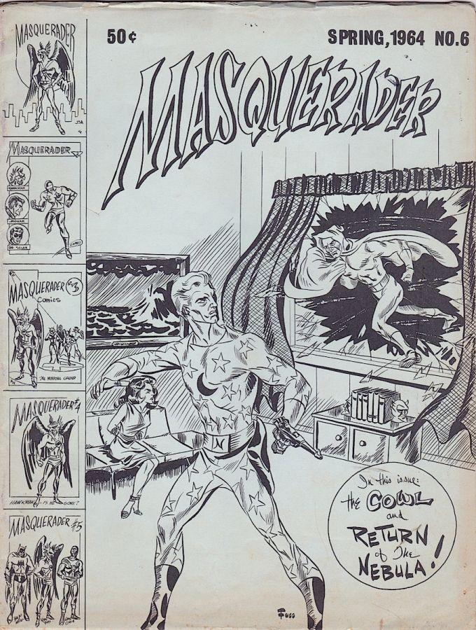 Masquerader #6