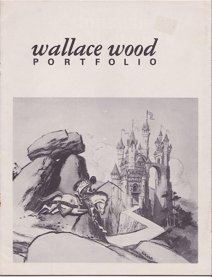 Wallace Wood Portfolio