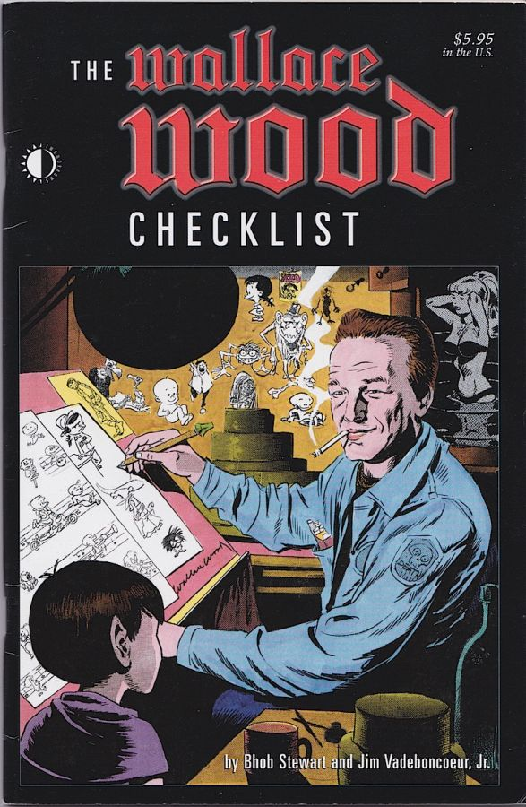 Wallace Wood Checklist, The