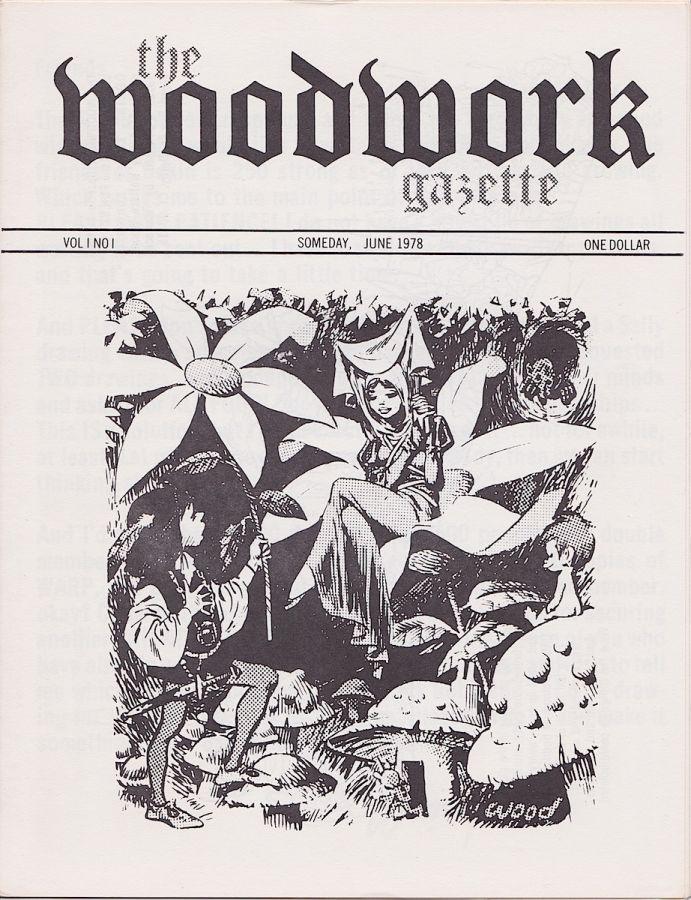 Woodwork Gazette, The #1