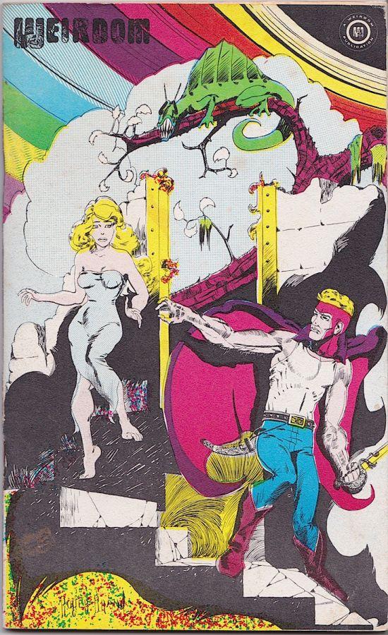 Weirdom Illustrated #12