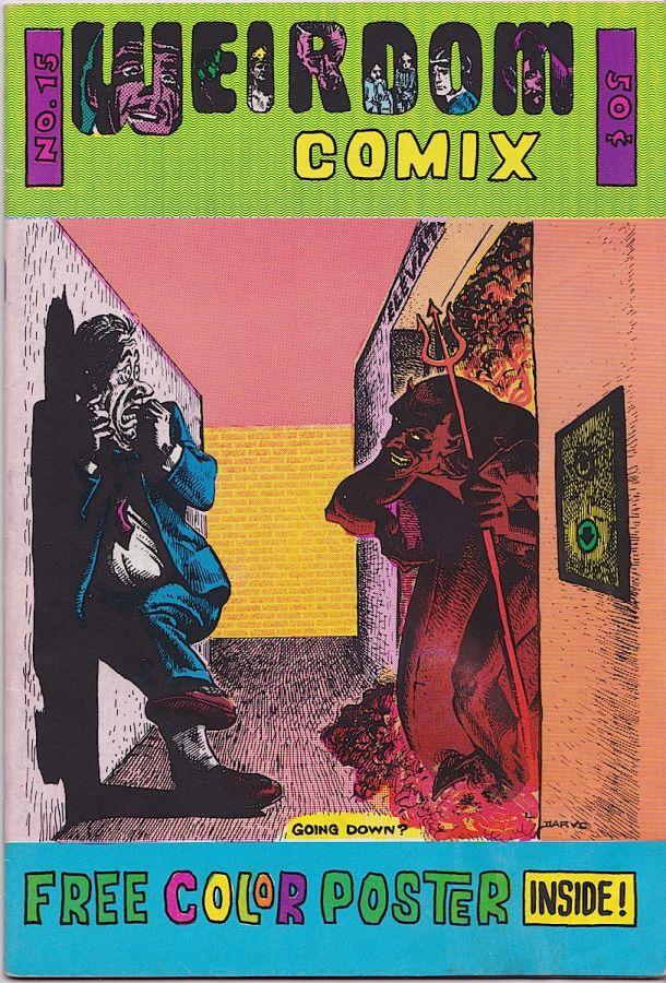 Weirdom Comix #15