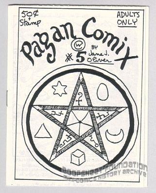 Pagan Comix #5