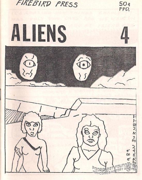 Aliens #4
