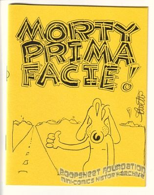 Morty Prima Facie! #1 (Danger Room)