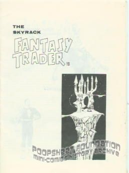 Skyrack Fantasy Trader, The #19