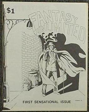Fantasy Unlimited #1