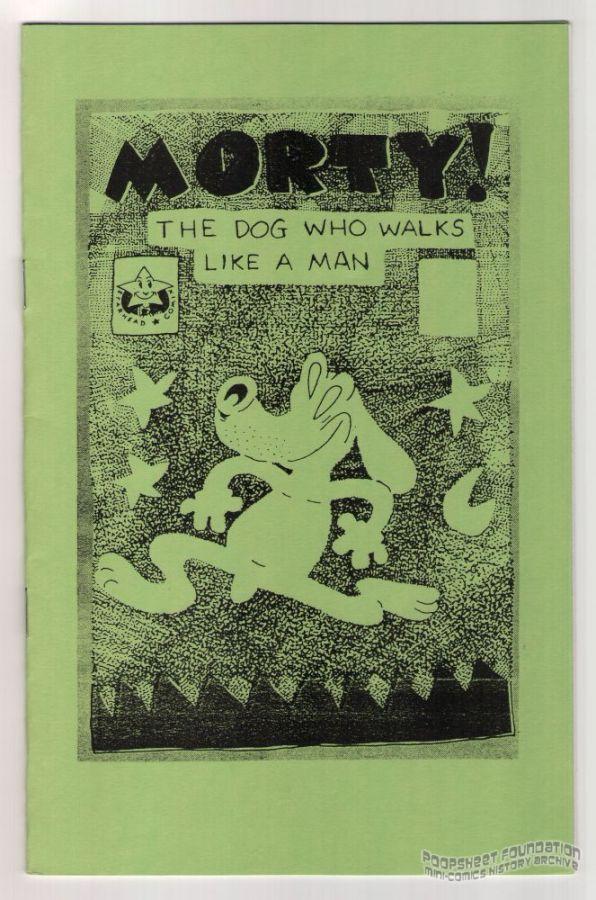 Morty! The Dog Who Walks Like a Man (Danger Room)