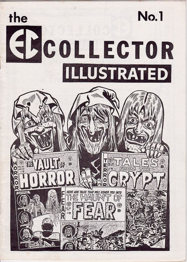EC Collector Illustrated, The #1