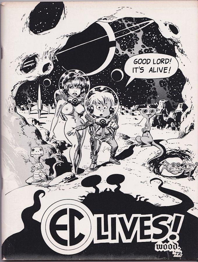 EC Lives! 1972 EC Fan Addict Convention Program