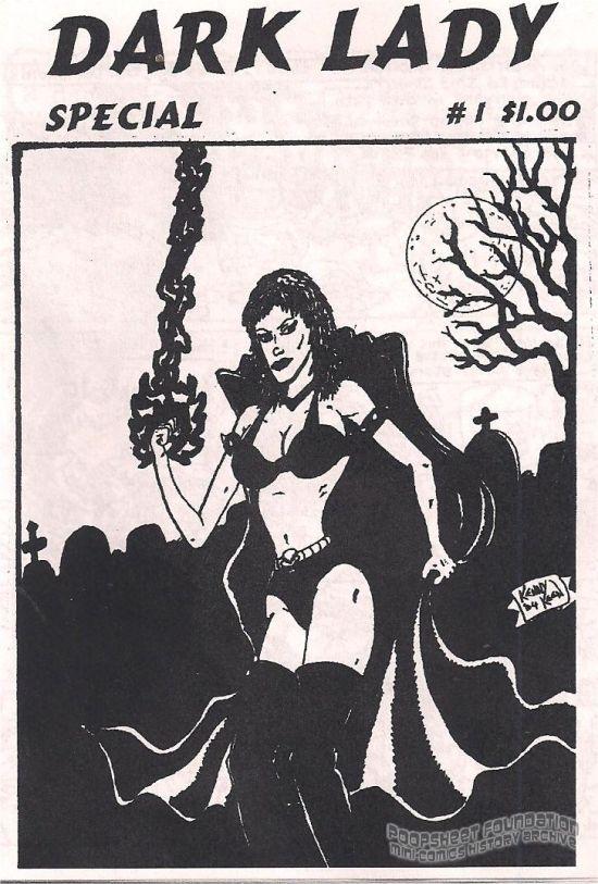 Dark Lady Special #1