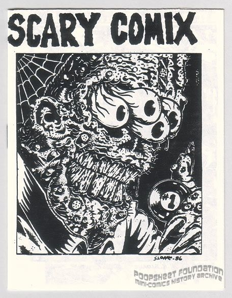 Scary Comix #1
