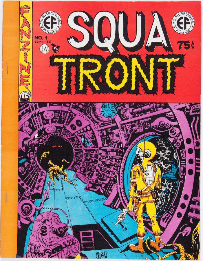 Squa Tront #01 (1st-2nd)