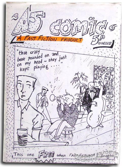 A5 Comic