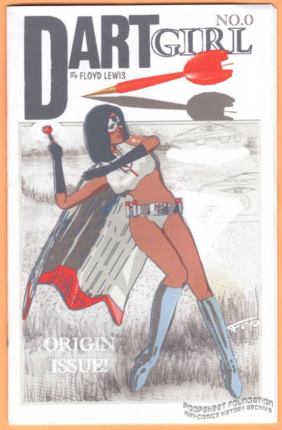 Dartgirl #0