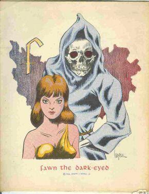 Fawn the Dark-Eyed #1