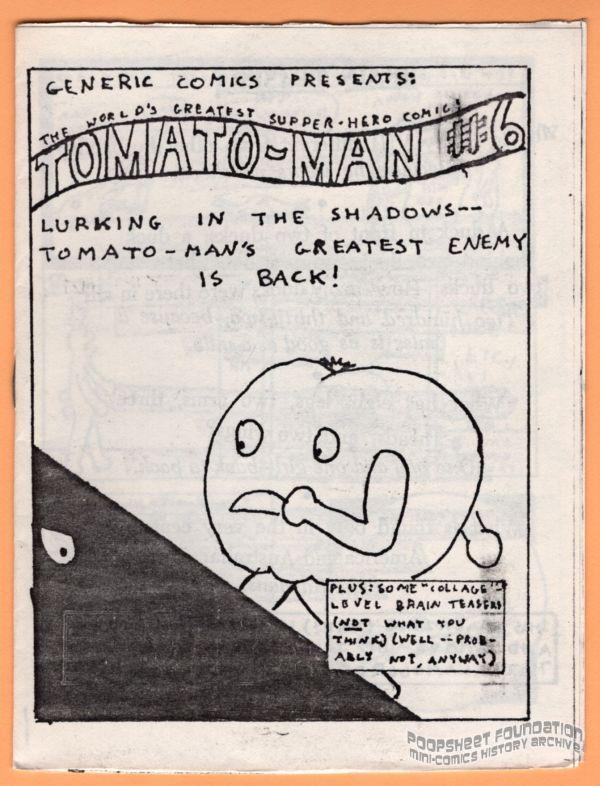 Tomato-Man #6