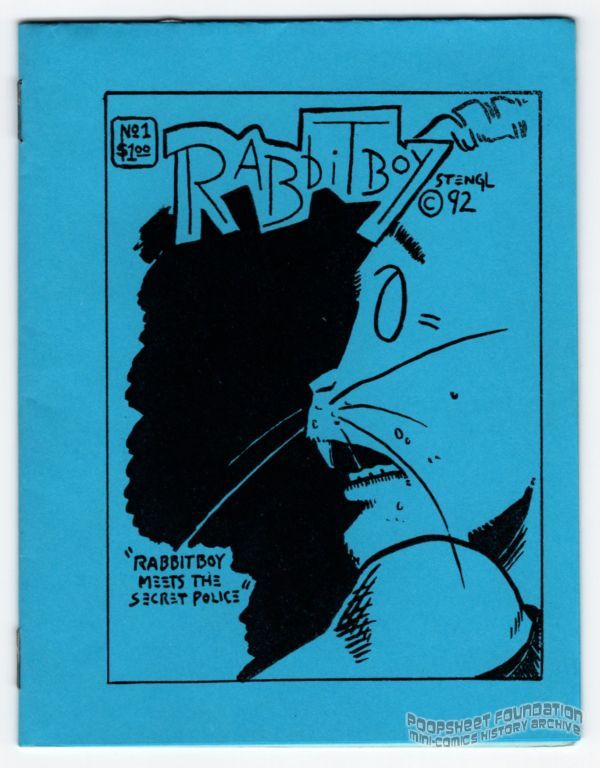 Rabbitboy #1