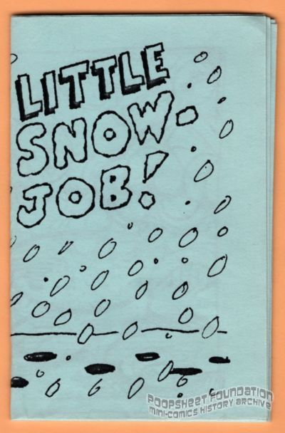 Little Snowjob!
