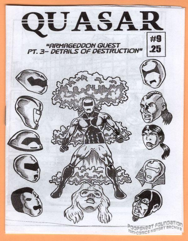 Quasar #9