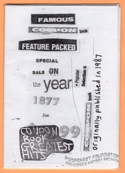 Coupon Book Greatest Hits