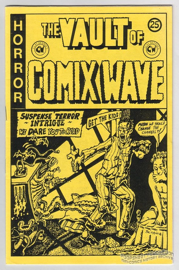 Vault of Comix Wave, The