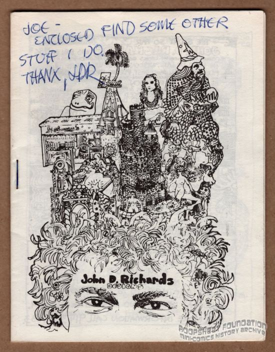 John D. Richards Designs catalog