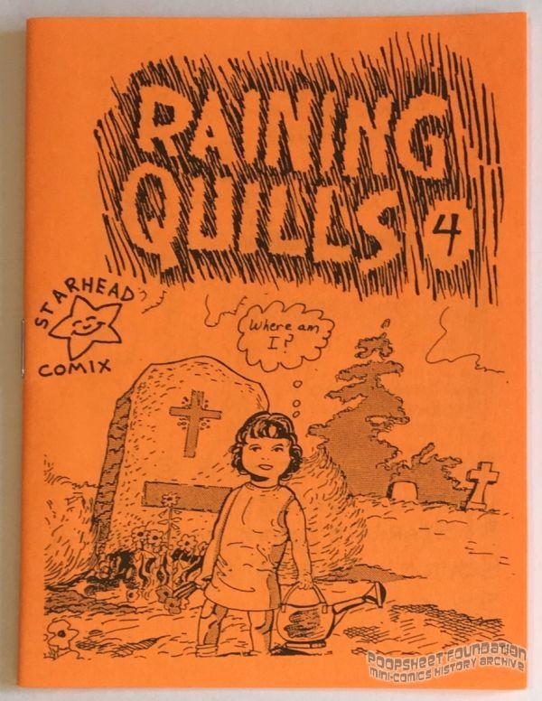 Raining Quills #4