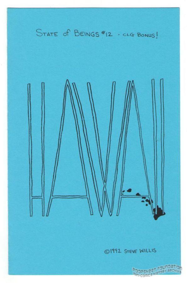 State of Beings #12: Hawaii (Danger Room)