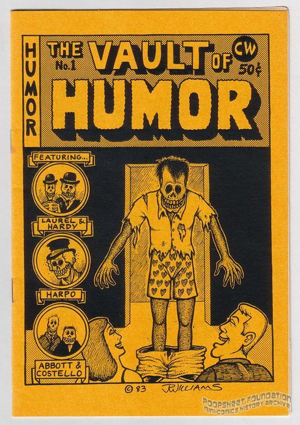 Vault of Humor, The #1