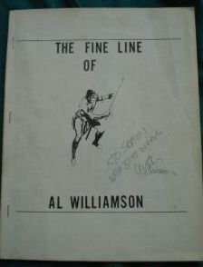 Fine Line of Al Williamson, The