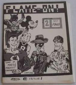 Flame-On! #2