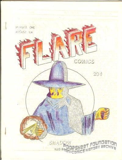 Flare Comics #1