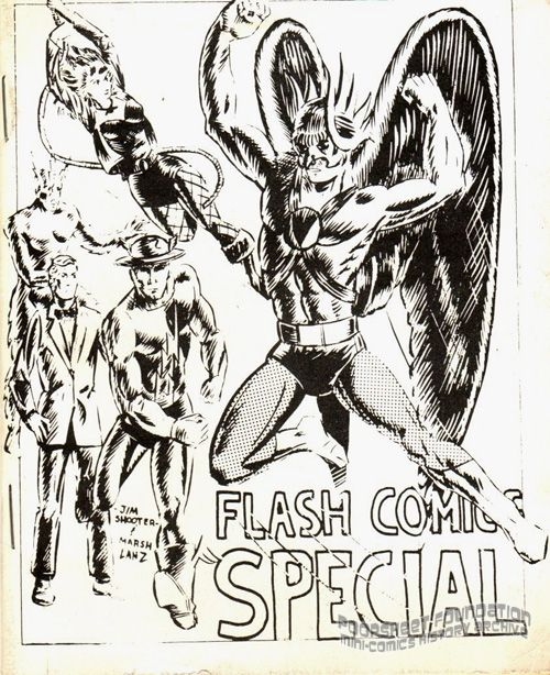 Flash Comics Special #1
