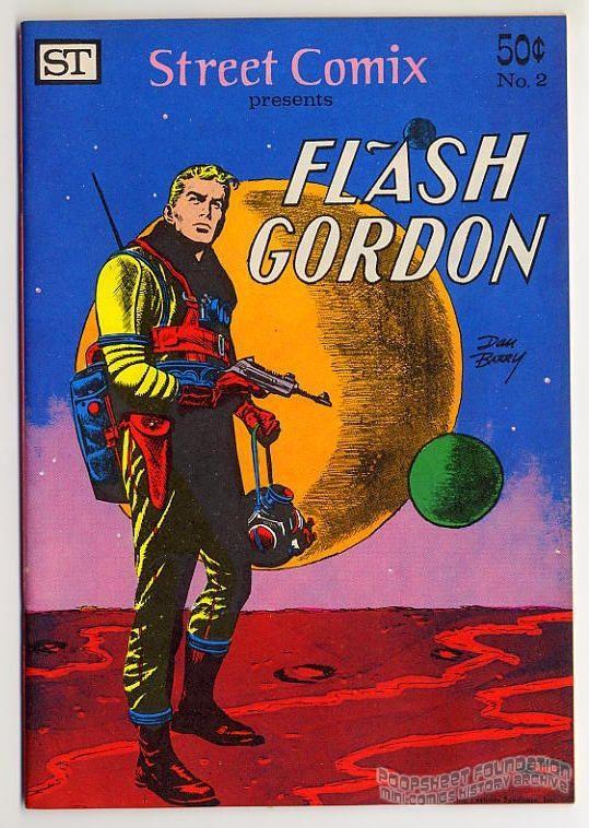 Street Comix Presents #2: Flash Gordon