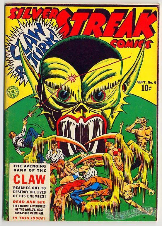 Flashback #27: Silver Streak Comics #6