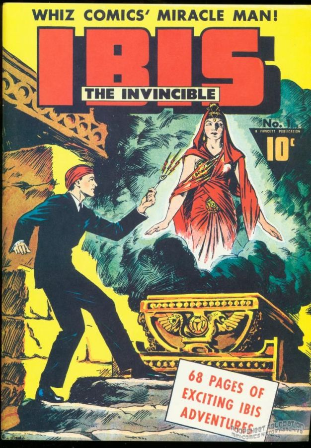 Flashback #34: Ibis the Invincible #1