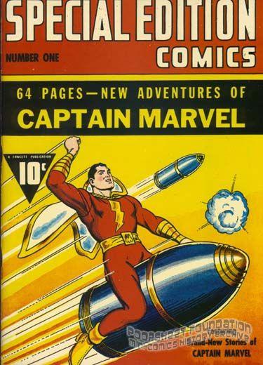 Flashback #02: Special Edition Comics #1