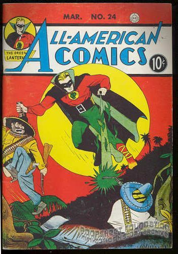 Flashback #30: All-American Comics #24