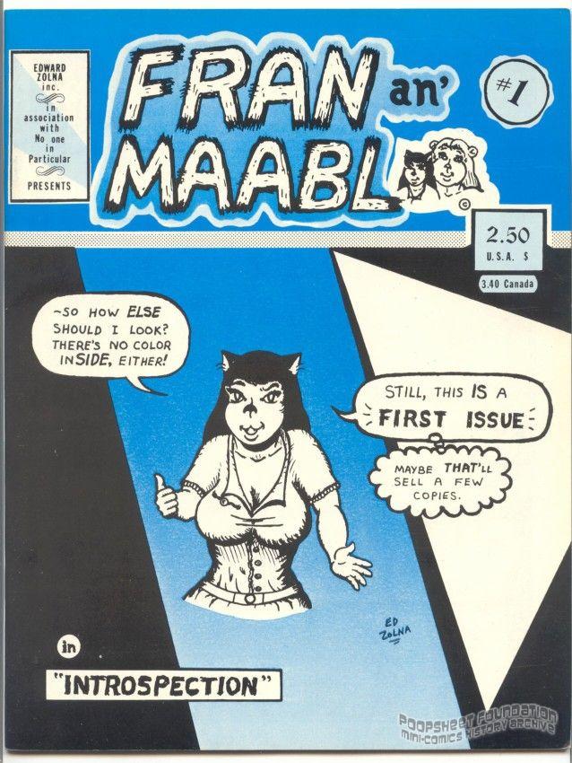 Fran an' Maabl #1
